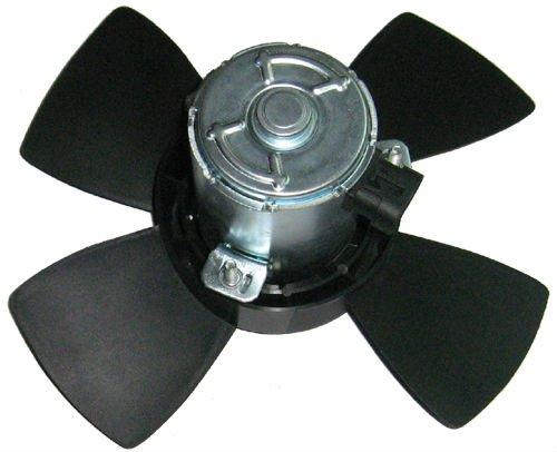 Plastic Fan Blades : Plastic fan blade for electric motor lada