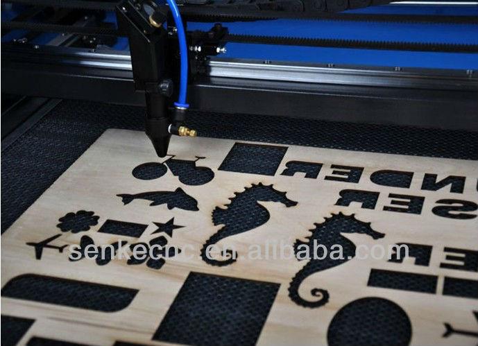 Machine Decoupe Laser Bois Occasion - Contreplaqué MDF bois de découpe Laser prix de la Machine Laser Machine meilleur vente