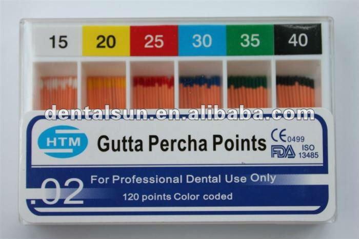 Gutta Percha Points Gutta Percha Point For