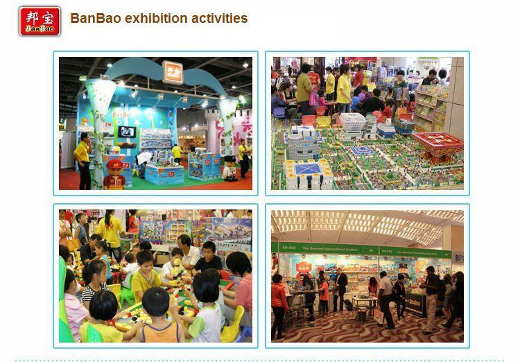Детское лего learning & education Banbao Princess series 8361 Sweet home 380pcs Building Block Set Girls Bricks Toy Lego compatible