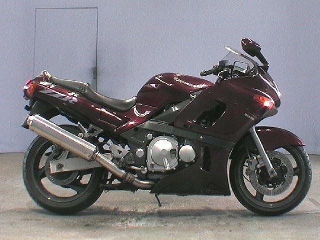 ZZ-R 400 ZX400N Used KAWASAKI Motorcycle
