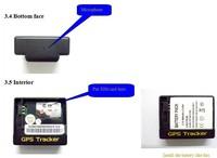 GPS-трекер Greelin FCC GPS GPRS /GPS