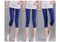 11 Colors Neon Candy Ice Silk Fabrics Stretchy Leggings Wholesale & FREE SHIPPING