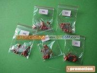 Конденсатор 44 values 880pcs, Ceramic Capacitor Samples kit, #1070