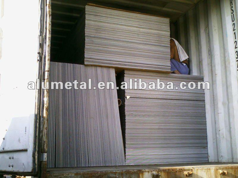 Покрытием PE Алюминиевые композитные панели