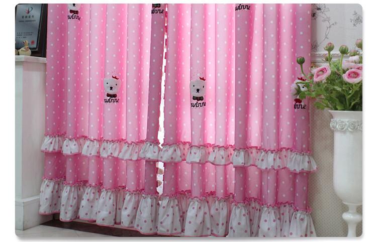 Como hacer cortinas para dormitorio de ni a imagui - Hacer cortinas infantiles ...
