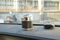 High-grade Stainless Steel Shells Automatically Cover For Car Ashtray Free Shipping
