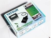Yatou yt М06 yatour цифровой mp3 usb sd aux адаптер автомобиля fm передатчик эмулятор интерфейса yayour sony