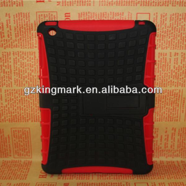 For iPad Mini Hybrid case, Tablet Case TPU PC Hybrid Case For iPad Mini