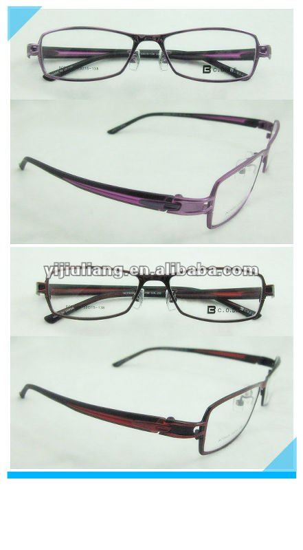 women titan optical spectacle frames
