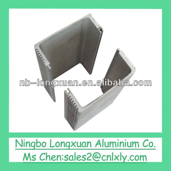 customized aluminum metal lamp cover, Led light aluminum cover