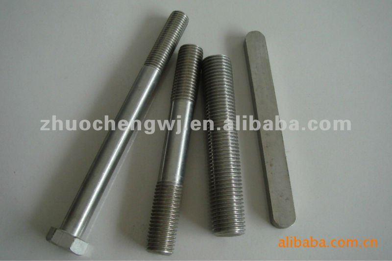 stainlesss steel threaded rod