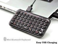 Новые функции! супер мини bluetooth клавиатура для смарт-телефонов