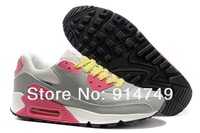 Женские кроссовки Hot sale! 2013 s women running shoes, Top quality, Max VT shoes 90, Athletic shoes for women, size:36-40