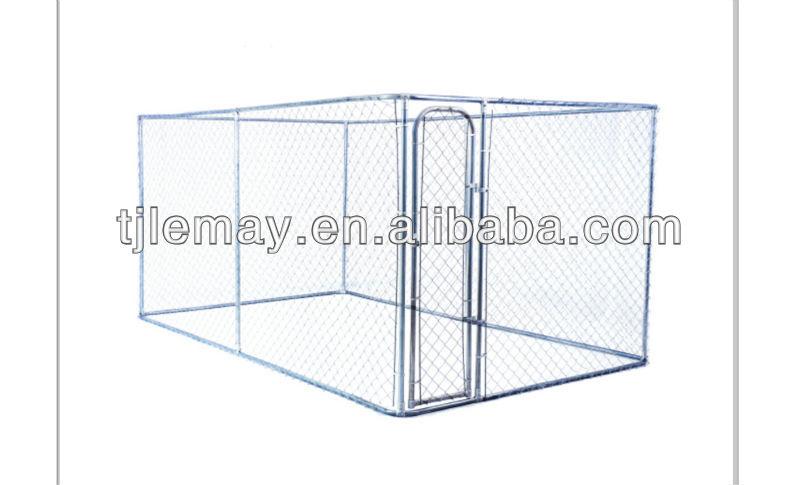7.5'x13'x6'foot outdoor large metal aluminum dog exercise pen