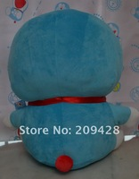 Детская плюшевая игрушка 66cm Doraemon doll plush stuffed toys high quality cute soft comfortable birthday present gift