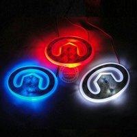Товары на заказ new Fashion Shiny LED Car Emblem Badges for Great Wall Hover H3 H5 h6 & retail