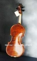 Скрипка Left Handed 4/4 Size Hand Made Soloist Violin, Professional Performance! High Quality