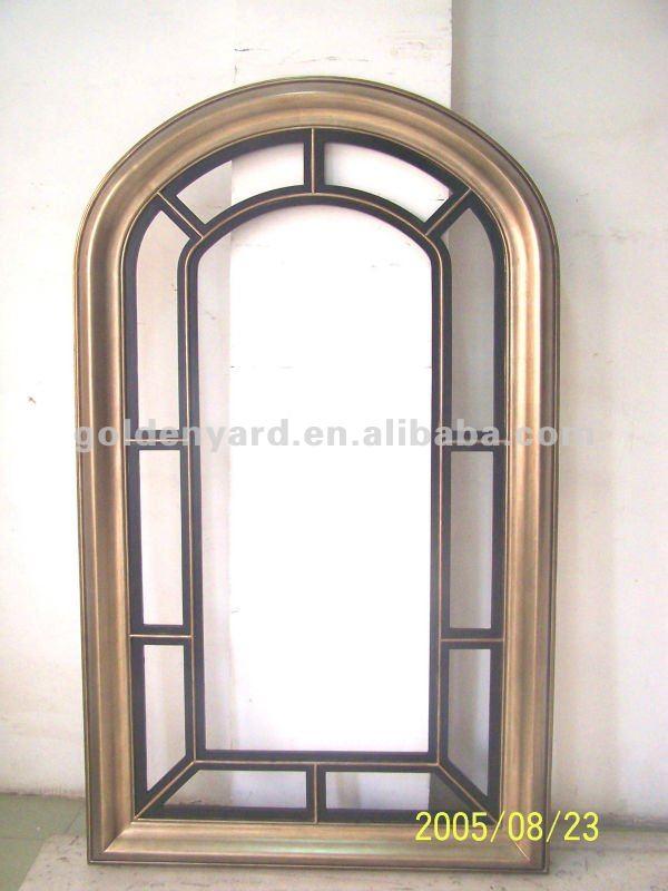 Marcos decorativos con espejo for Espejos decorativos modernos