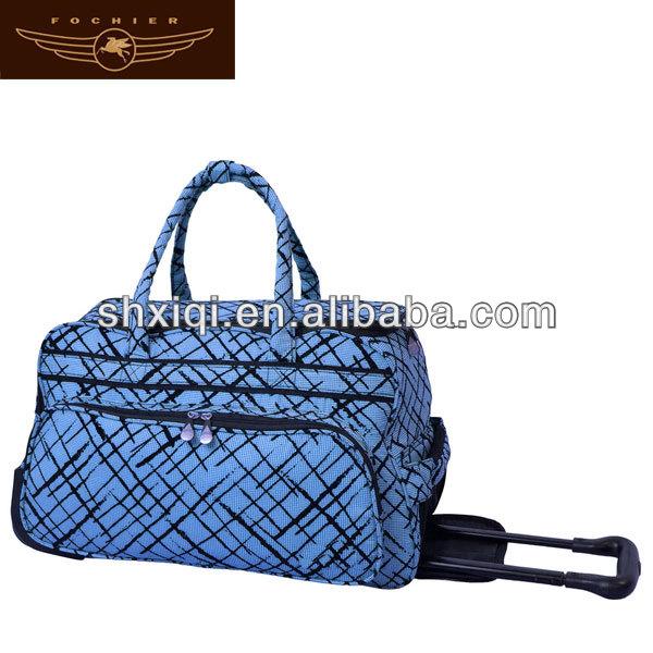 Trolley travel bag for school trolley bag polo size