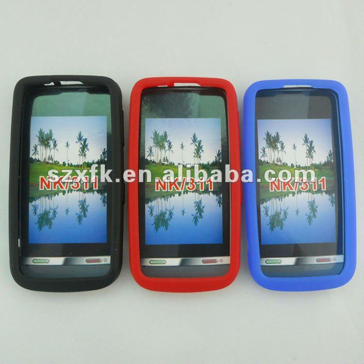 Silicon Nokia Silicone Case Cover For Nokia