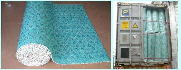 Non Woven Carpets Carpet Underlay-non Woven