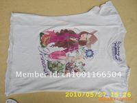 Женская футболка OML ,  as customer need