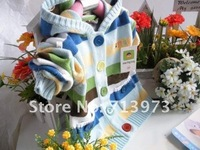 Свитер для девочек 2012 hot sale! autumn, winter 3pcs/lot 1-4yrs children's clothing knitwear lovely candy colour infant/baby sweater