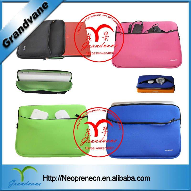 Neoprene laptop case for girls