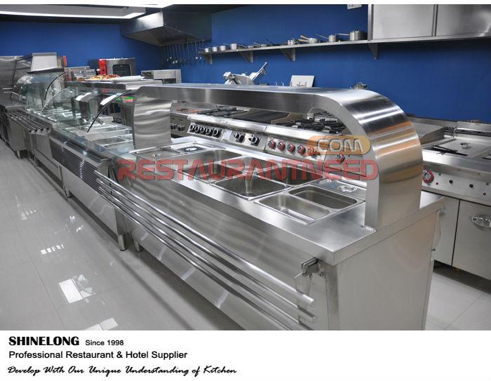 Im genes de mercaxollo mobiliario cocina restaurante - Mobiliario cocina industrial ...