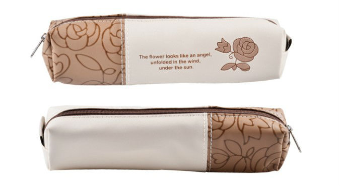Double Color Fashion Pencil Case