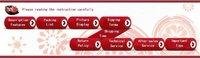 Диагностические кабели и разъемы для авто и мото 2013 Hot Sale Fiat 3pin to 16pin for obd2 With High Performance