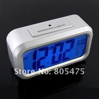 Будильник LED Alarm Clock+Snooze+Background Noctilucent Light 793