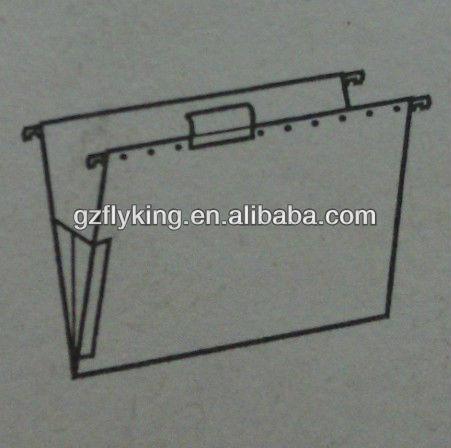 paper suspension file folder