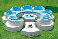 Садовый диван YUENS PE,  ysf/n090, OEM YSF-N090