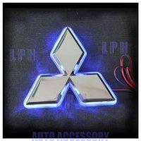 Задние фонари option two, car logo light for Mitsubishi Lancer/Lioncei, car badge lightings, auto led light, auto emblem led lamp