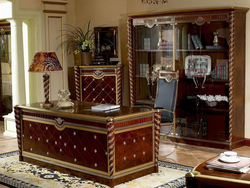 2015 0026 classique accueil mobilier de bureau en bois table de bureau design table en bois id - Bureau classique ...