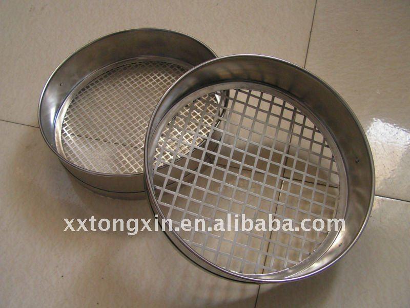 GB6003 asphalt separating sieve equipment
