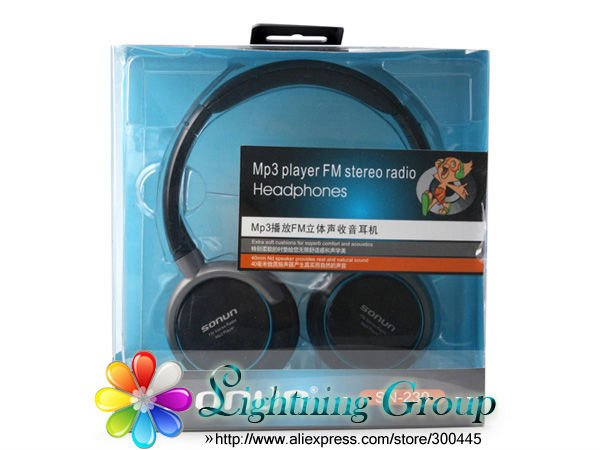 2012 New Fashion Card Reader MP3 Player FM Radio Stereo Headphone Sports MP3 Player Free Shipping