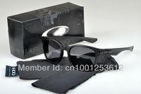 Мужские солнцезащитные очки new GARAGE ROCK 9175 Black w/ red lenses Men's Sunglasses