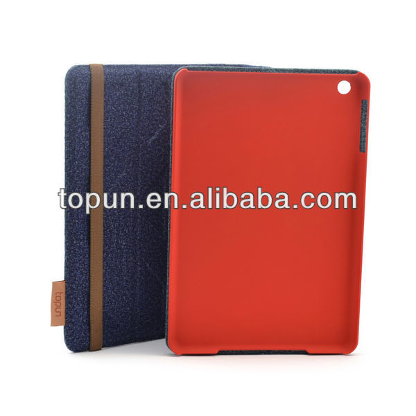New arrival two-sided case for ipad mini