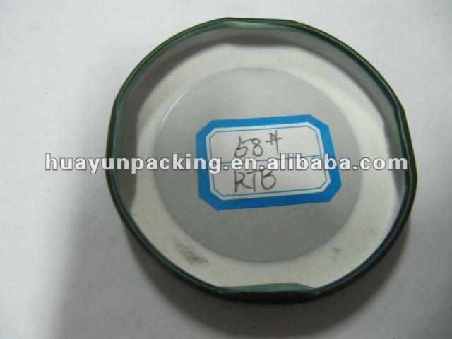 Bottle Safety Button 58rtb Regular Safety Button