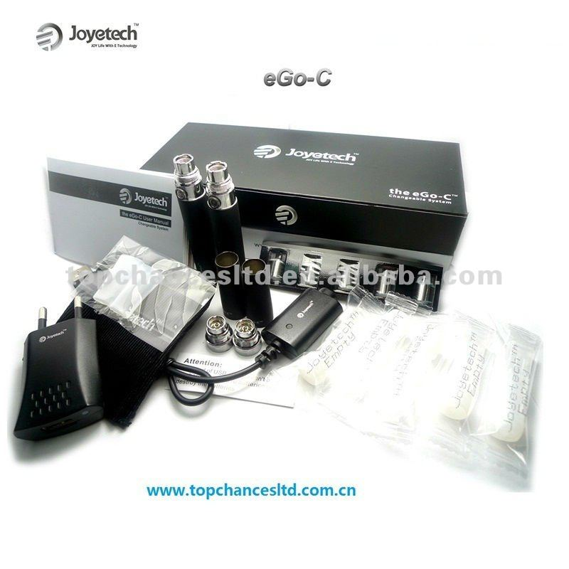 Hot sale in US and Germany Joyetech eGo-C Electronic cigarette Upgrade Battery