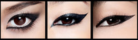 Подводка для глаз 12PCS/Lot 12 Colors Waterproof Eyeliner Soft No Stimulation Make Up Pencils