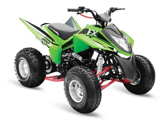 FUXIN 250cc automatic ATV quad(FXATV-006A-200FZ)