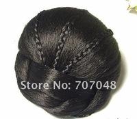 Шиньон large hair buns for wedding~hair hair buns