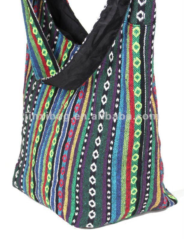 China étnica bolsa de bordadoras/hippie étnico bolsos de hombro/bolsos étnicos india