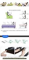 Компьютерный стол HOT! , 2012 new Portable Notebook stand, Ipad table, folding laptop desk with cooling holes Ipaiter-2