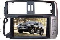Автомобильный DVD плеер 8inch 2-DIN CAR DVD PLAYER WITH GPS FOR TOYOTA PRADO 2010-2011