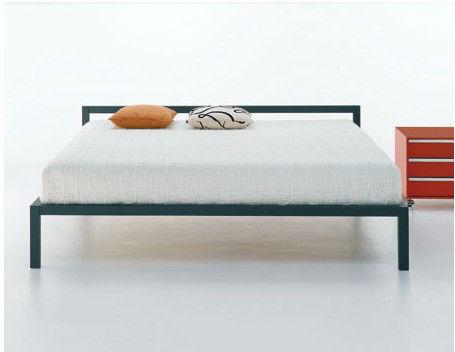 simple metal frame  Simple Design Metal Bed Frame
